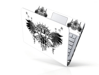 Mẫu Logo Decal Laptop LTNT-257