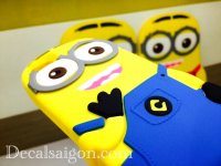Silicon 3D Minions iPad Mini 2 3 4