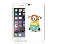 Mẫu Dán iPhone Minion-21