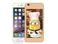 Mẫu Dán iPhone Minion-23
