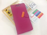 Bao da HTC One M7 Pink