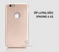 Ốp lưng silicon dẻo iphone 6 6s hiệu Meephone