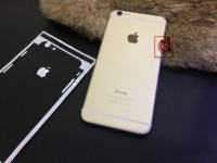 Miếng dán decal iPhone 6 giả iPhone7 trong 5 phút