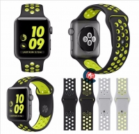 Dây đeo Sillicone cho Apple Watch