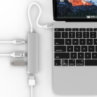 Hub type c laptop macbook 4 port HDMI Usb