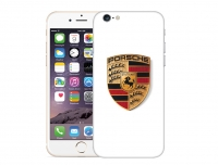 Mẫu dán decal iphone Logo DTLG-42