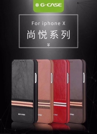 Bao da G-Case Sọc Iphone 7 8 Plus Iphone X