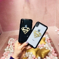 Ốp Kính CL Viền Dẻo Iphone 7 8 Plus Iphone X