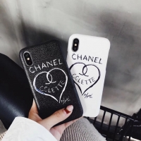 Ốp da Chanel IPhone 6 7 8 Plus IPhone X