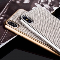 Ốp Dẻo 5D GOLD và SILVER iPhone 6 7 8 Plus iPhone X