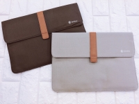 TÚI CHỐNG SỐC TOMTOC (USA) ENVELOPE + POUCH MACBOOK Size 13 Inch