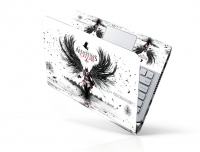 Mẫu Logo Decal Laptop LTNT-01