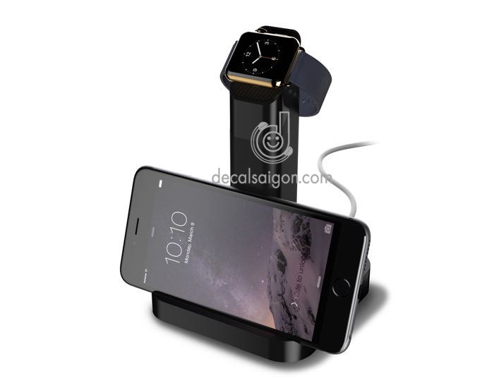 Đế sạc Griffin Ultra Thin Case dành cho Apple Watch 38mm