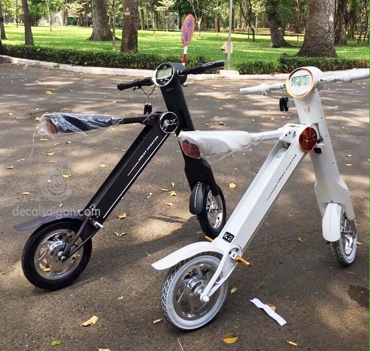 Xe điện thể thao mini siêu nhỏ gọn giá cực rẻ - 142942