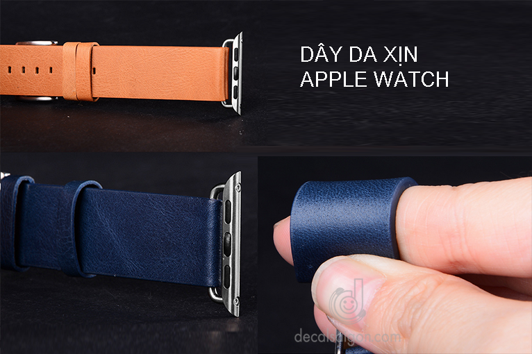 Day deo dong ho apple watch thoi trang cao cap