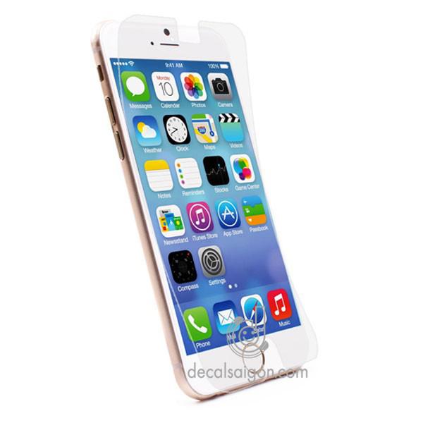 Miếng dán cường lực iphone 7 7 plus siêu mỏng Jcpal - 158851