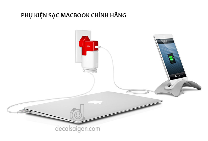 Ban sac macbook chinh hang Air Pro Retina du dong