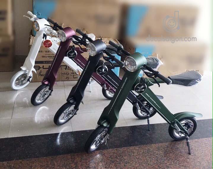 Xe điện thể thao mini siêu nhỏ gọn giá cực rẻ - 142939