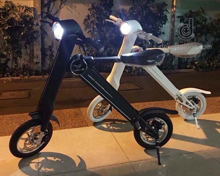 Xe điện thể thao mini siêu nhỏ gọn giá cực rẻ - 142938