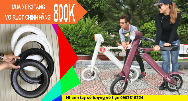 Gia xe dien pin cong nghe moi Lathium re nhat hien nay